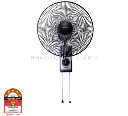 Panasonic Wall Fan 5-Blade F-MU405 (16 inch)