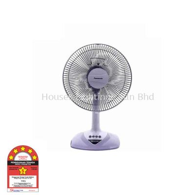 Panasonic Table Fan F-MN304 (12 inch) Grape Purple