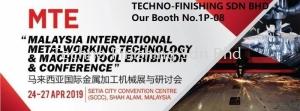 24-27 APR 2019 | (SCCC)SETIA CITY CONVENTION CENTRE, SHAH ALAM, MALAYSIA