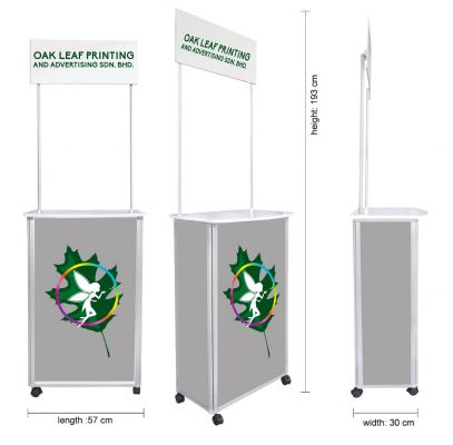 Sampling Booth (Aluminum)