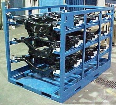 Automotive Rack