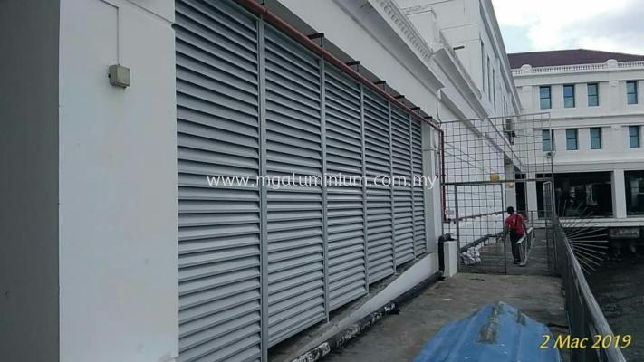 Berjaya Waterfront Project Alum Louves