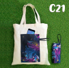 C21 A3 (Large) Canvas Bag