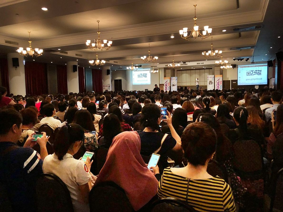 800 Attended SQL Account GST 6% to 0% Seminar in Sibu
