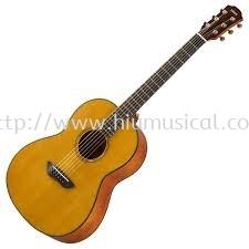 Yamaha CSF1M Folk and Semi Acoustic Guitar with hard gig bag