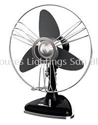 "NSB ELVIS TABLE FAN  12""/BK"