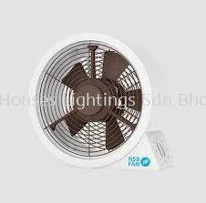 "NSB QTOO TABLE FAN 12""/WH"