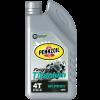 PENNZOIL FASTRAC TITANIUM 4T 100% SYNTHETIC SAE 10W-40 API SL, JASO MA MOTORCYCLE OIL PENNZOIL