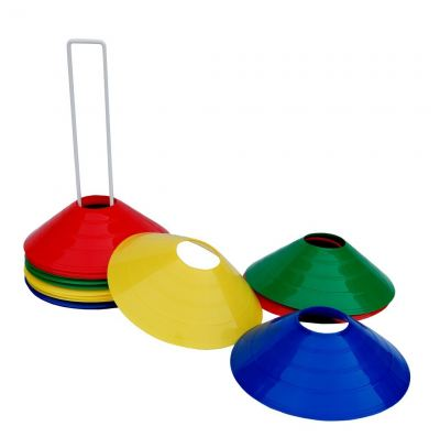 XYS025 Dome Cone Wt Stand (20/set)