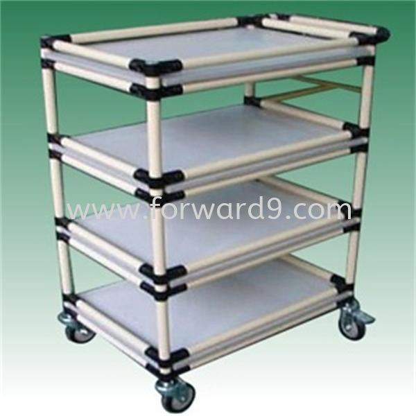 Pipe & Joint Trolley  Finished Products Pipe & Joint System Racking System