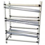 Pipe & Joint Racking with Placon Roller