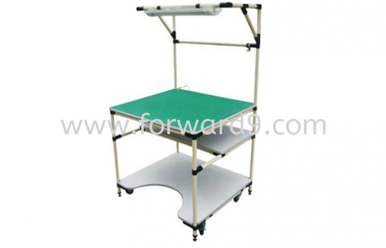 Pipe & Joint Work Table  Finished Products Pipe & Joint System Racking System