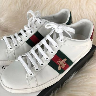 Gucci Signature Bees Sneaker