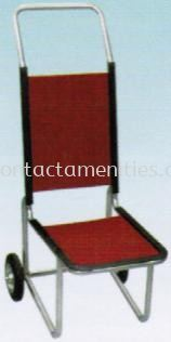 BQC-405 SS Banquet Chair Trolley