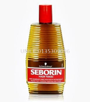 Schwarzkopf Seborin Anti-Dandruff Hair Tonic 400ml