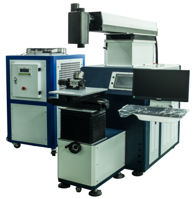4-Axis Automatic Laser Welding