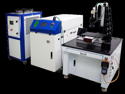 Fiber Laser Welding