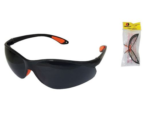 168  K2 SAFETY GOGGLES- [GREY]- 00328C