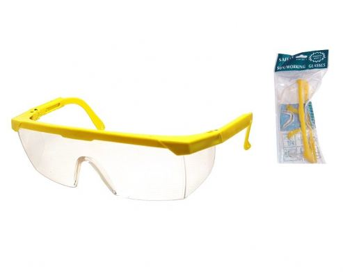 YS 001  SAFETY GOGGLES  [TRANS] -ADJ- 00328E