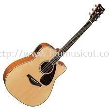 FGX820C Folk and Semi Acoustic Guitar