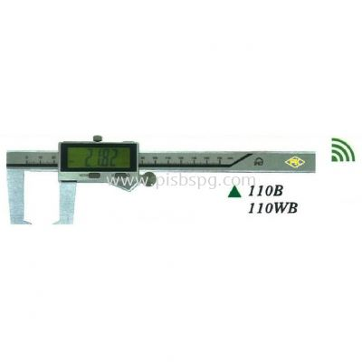 Outside Slot Measuring Digital Caliper