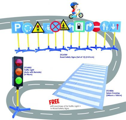 PAC19-SP04 Traffic Set