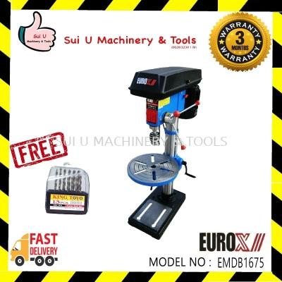 JETMAC EMDB1675 16mm Drill Press Machine 750W