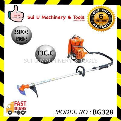 Taneka/Tenaka BG328 Gasoline Backpack Brush Cutter