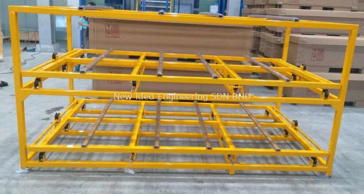 Heavy Duty 2 way pull out shelves
