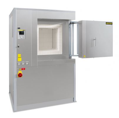 Chamber furnaces with refractory insulation up to 1700��C