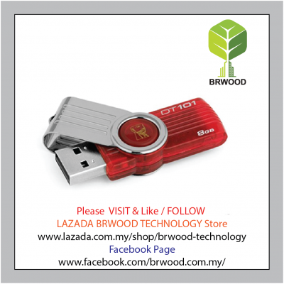 Kingston 8GB USB Flash Drive