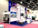 Aluframe (JJ Lurgi) Aluframe - Booth Design 3M x 6M Aluframe