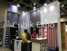 Aluframe Aluframe - Booth Design 3M x 6M Aluframe