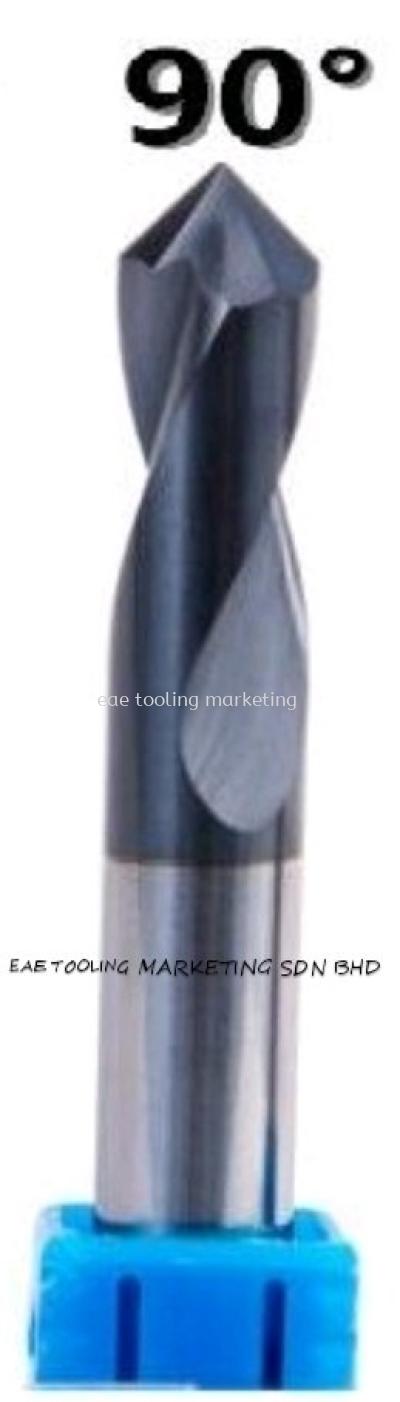 Carbide NC Spotting Drill 90o