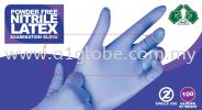 Powder & Powder Free Nitrile Gloves Glove