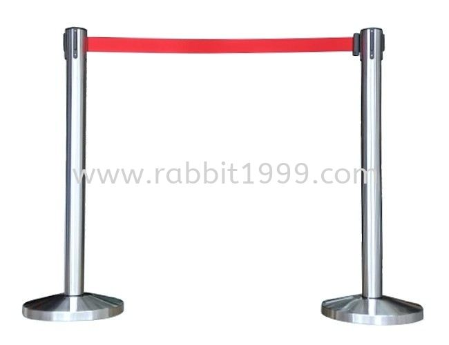 STAINLESS STEEL RETRACTABLE BELT Q-UP STAND STAINLESS STEEL Q-UP STAND & SIGN BOARD STAND
