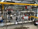 Gas Train And Burner Commissioning  For HRSG System