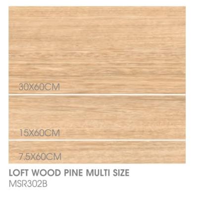 Loft Wood Pine Multi Size MSR302B
