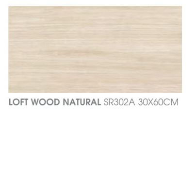 Loft Wood Natural SR302A