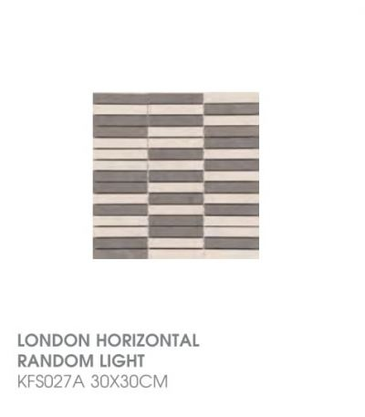 London Horizontal Random Light KFS027A