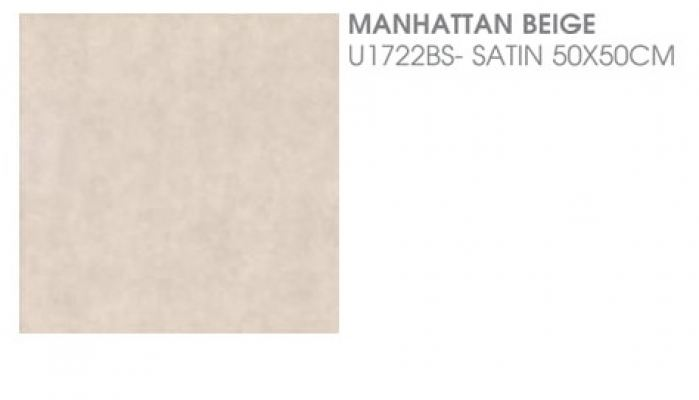 Manhattan Beige U1722BS - Satin