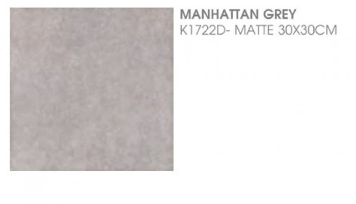 Manhattan Grey K1722D - Matte