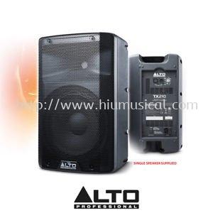 Alto TX210 8 Inch Active 2 Way Loudspeaker 280W