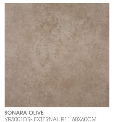 Sonara Olive YR5001DR - External R11