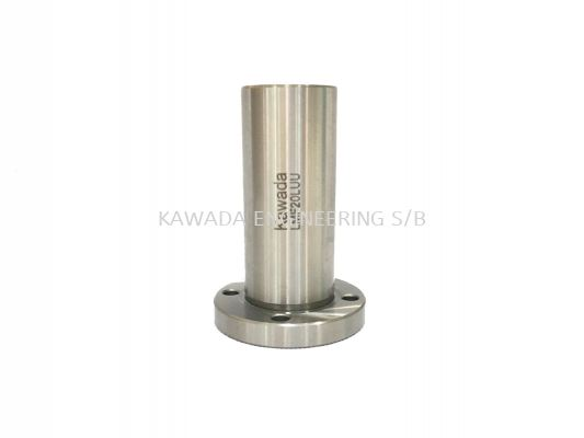 LINEAR BUSHING - ROUND FLANGE DOUBLE WIDE TYPE