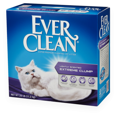 EVER CLEAN EXTRA STRENGTH SCENTED (25LB)