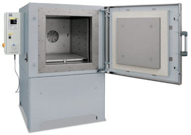 Air Circulation Chamber Furnaces, Electrically Heated Also for Debinding in Air and under Protective