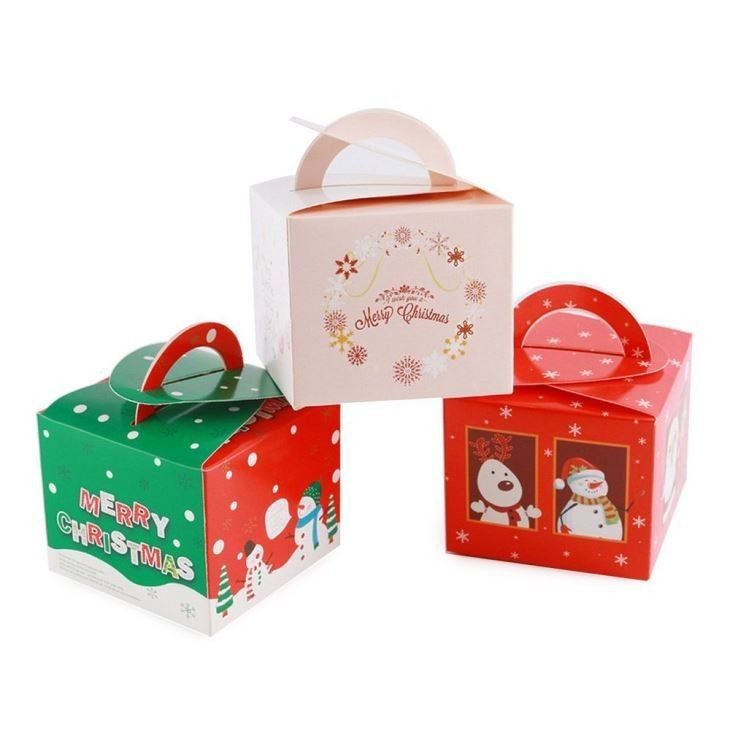 Custom Gift Boxes For Christmas Gift Packaging