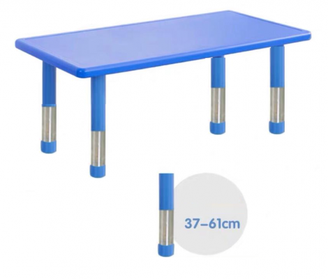Plastic Adjustable Table