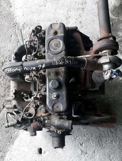 ISUZU ENGINE 4BG1 TURBO